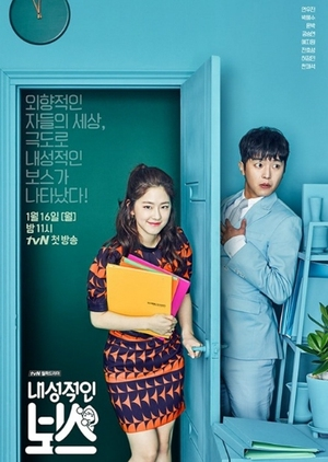 image of drama Introverted Boss (2017) [KDRAMA]